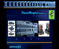 Thana Mongkol Products - tmproduct.co.th/