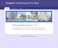 Bangkok Condominium For Rent - khunyuycondo.th-site.com/