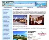 Movenpick Resort Bangtao Beach Phuket - phuket-luxury-hotels.com/hotels-movenpick-bangtao.html