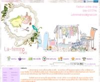 Lafemmedress เสื้อผ้านำเข้า100% - lafemmedress.com