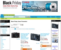 black friday canon powershot - blackfridaycanonpowershot.us/