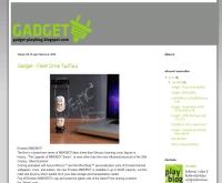 Gadget -playblog : แกดเจ็ทเพลย์บล็อก - gadget-playblog.blogspot.com/