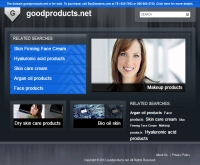goodproducts - goodproducts.net