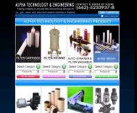 บริษัท อัลฟาเทคโนโลยี แอนด์ เอ็นจิเนียริ่ง จำกัด - alphatechno.co.th
