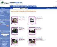 พี อาร์ ที ทรานเซอร์วิส - prt-transervice.tarad.com