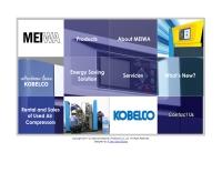 MEIWA : Authorized Distributor of Kobelco Air Compressor - meiwa-thai.com