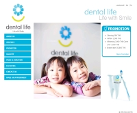 คลินิกทันตกรรม จัดฟัน ทำฟัน ครอบฟัน ผ่าฟันคุด อุดฟัน เคลือบฟัน ฟันปลอม - dentallifeclinic.com/