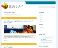 Blog GEN-Y - bloggeny.com