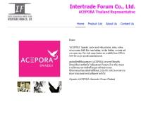 Intertrade Forum Co., Ltd. - spandexthai.in.th