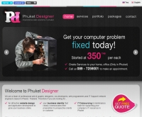 Phuket designer - Phuket web design and developement - phuketdesigner.com