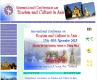 International Conference on Tourism and Culture in Asia - tourismandculture.com
