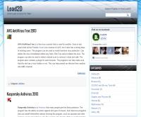 Load2D - load2d.com